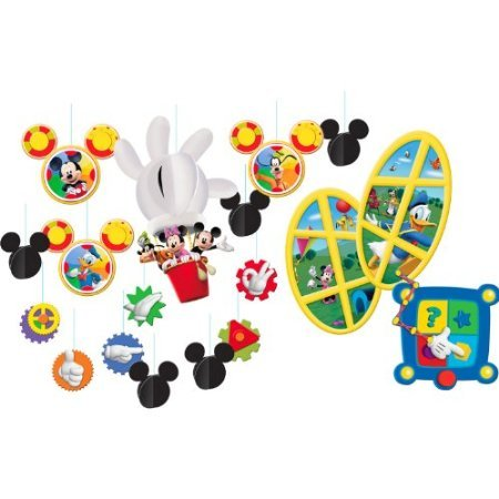 Mickey Mouse Clubhouse Room Transformation Kit - 1