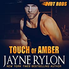 Touch of Amber (Hot Rods) (       UNABRIDGED) by Jayne Rylon Narrated by Gregory Salinas