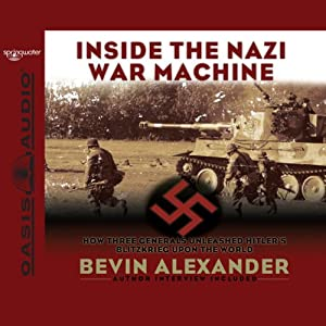 Inside the Nazi War Machine Audiobook
