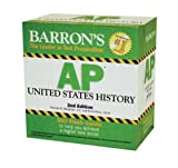 img - for Barron's AP United States History Flash Cards book / textbook / text book