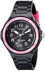 Casio Women's LX-S700H-4BVCF Solar Black Watch