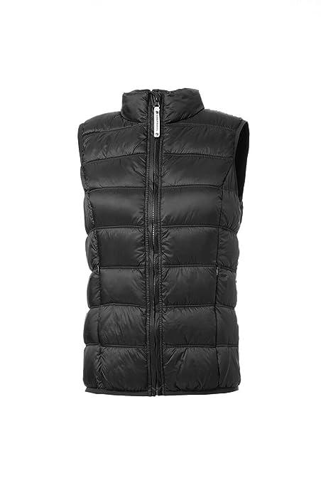 Tucano urbano 8892N6 hOT dAN coupe-vent et respirant women's veste matelassée noir taille xL