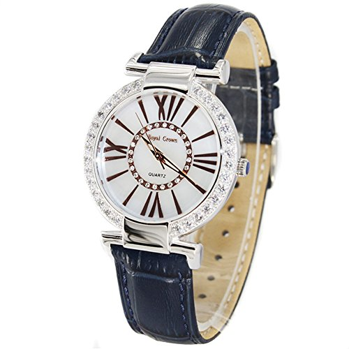 Santimon-Fashion Ladies Watch Roman Dial Waterproof Drill Really Belt Table Students Female Table Restoring Ancient Ways