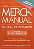 The Merck Manual of Medical Information: Second Home Edition (Merck Manual of Medical Information Home Edition)