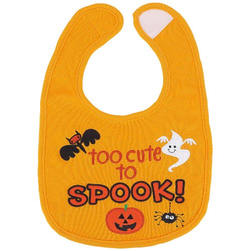 Koala Baby Too Cute to Spook Small Feeder Bib - 1