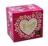 ハワイアンホースト バレンタイン限定 マカデミアナッツチョコ TIKI 4粒入り