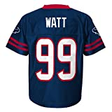 NFL Houston Texans Youth Player Name and Number Replica Jersey (Age 4-18)