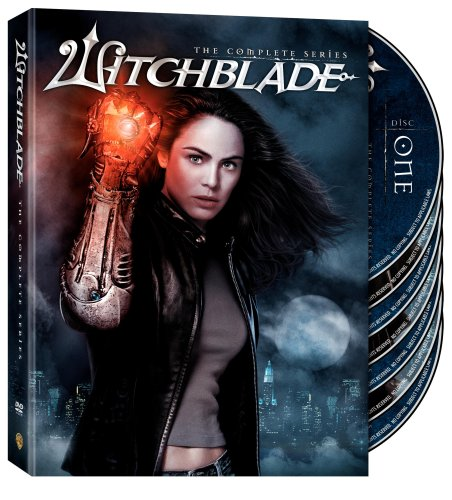 Witchblade: Complete Series [DVD] [2008] [Region 1] [US Import] [NTSC]