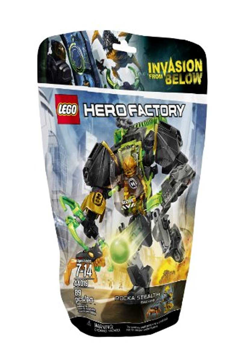 [해외] LEGO: HERO FACTORY: ROCKA STEALTH MACHINE