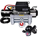 Yescom 10000 lb 12V 5.5HP Electric Recovery Winch Bonus Remote! Truck Trailer SUV Jeep