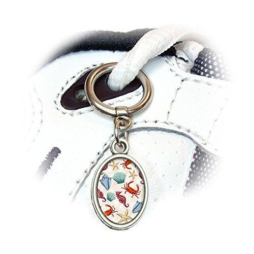 Seashell Flip Flops front-483563