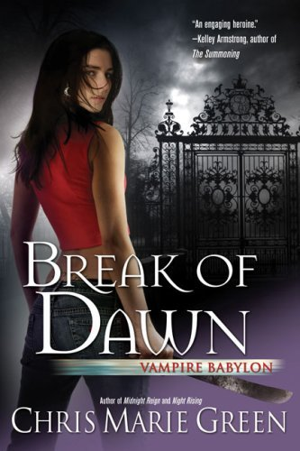 Break of Dawn (Vampire Babylon #3)