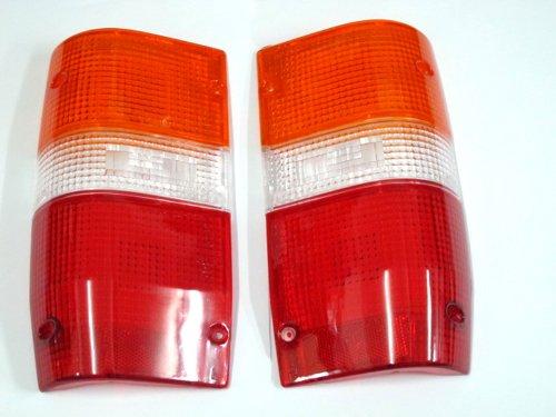 Mitsubishi Mighty Max Dodge D50 87-96 Standard Rear Tail Light Lens