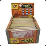 Funny Money Edible Paper Money - 24 Pack
