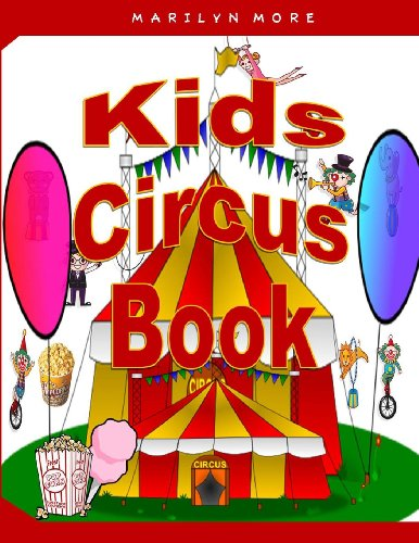 Kids Circus Book back-181555