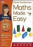 Carol Vorderman Maths Made Easy Ages 6-7 Key Stage 1 Advanced (Carol Vorderman's Maths Made Easy)