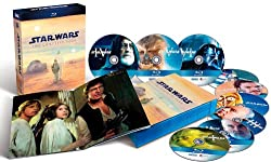 Star Wars Saga Completa (2011) [Blu-ray]