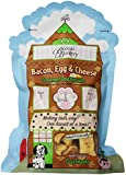 Becca's Barkery Bacon, Egg & Cheese Gourmet Dog Biscuits, 9-Ounce Bags (Pack of 6)
