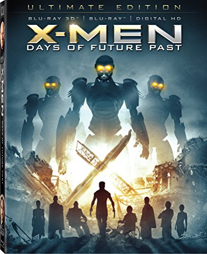 Blu-ray 3D : X-Men: Days of Future Past (With Blu-Ray, Ultimate Edition, Widescreen, Dubbed, )