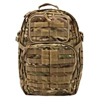 5.11 Tactical Rush 24 Backpack - Multicam - One Size