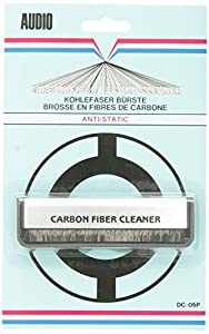 Anti-Static / Carbon-Fiber Record Cleaner Brush