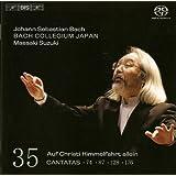Bach, J.S.: Cantatas, Vol. 35 - Bwv 74, 87, 128, 176