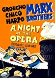 A Night At The Opera - The Marx Brothers [DVD] [1935]