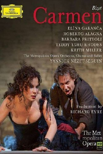 Carmen (Elina Garanca - Roberto Alagna) - Bizet - Blu Ray