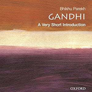Gandhi: A Very Short Introduction Audiobook
