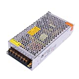 DC 12V 10A Switching Power Supply Regulated Transformer w/ Short Circuit and Over Current Protection