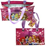 Disney PRINCESS♥ ディズニー プリンセス  ビニールクーラーバッグ 保温・保冷ランチトートバッグ