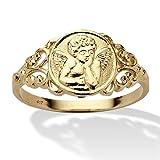 Angel Ring in 10k Gold