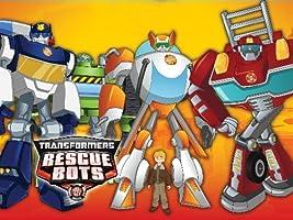 Transformers Rescue Bots [HD]