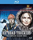 Ice Road Truckers Season 3 [Blu-ray] [Region Free]