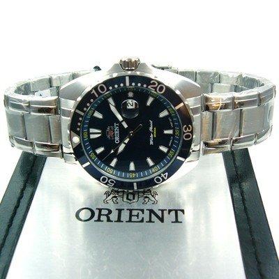 ORIENT 5 Deep Automatik Taucheruhr professional Diver CEM65001B