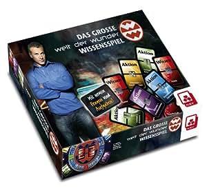 Nürnberger-Spielkarten 4306 - Welt der Wunder, Wissensspiel