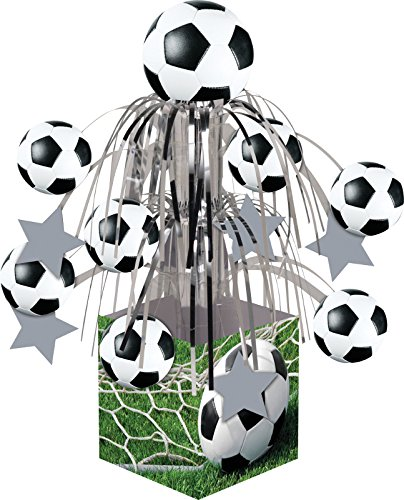 Soccer Mini Cascade Centerpiece - 1