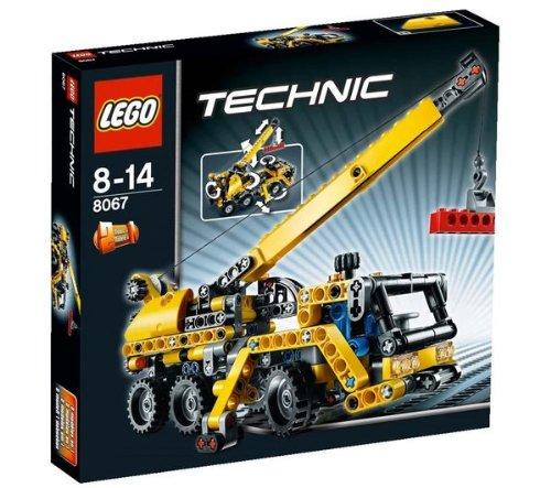 Technic – Mobiler Mini-Kran – 8067 jetzt bestellen