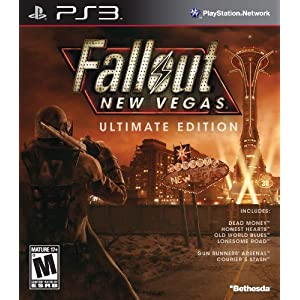 Fallout: New Vegas Ultimate Edition Video Game for PS3