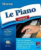 Le piano visuel