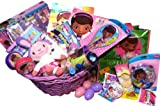 Disney Junior's Doc McStuffins ~ Filled Easter Basket
