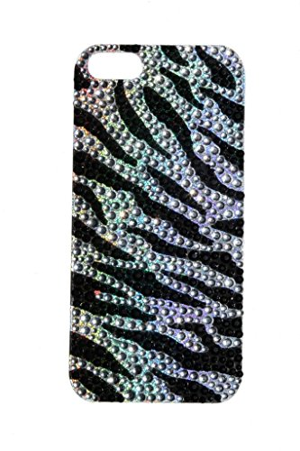 lux-accessories-iphone-5-5s-rhinestone-black-zebra-cell-phone-sticker-case