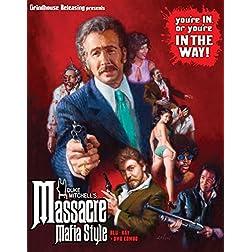 Massacre Mafia Style Blu-ray + DVD Combo [Blu-ray]