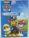 Paw Patrol 32 Valentines