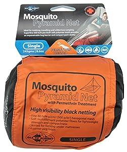 Mosquito Nets Single Permethrin -