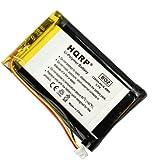 HQRP Battery for GARMIN Nuvi 1400, 1450, 1450T, 1490, 1490T, 1490T Pro, 1490TV, 285, 285W, 285WT GPS Navigator