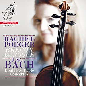 Bach: Double & Triple Concertos
