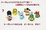 niko and...ニコアンド NHK どーもくん コラボ ミニチュア シークレット入7種セット