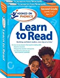 img - for Hooked on Phonics Learn to Read - Second Grade: Levels 1&2 Complete (Ages 7-8) (Hooked on Phonics: Learn to Read Complete) book / textbook / text book