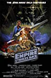 The Empire Strikes Back Movie Poster (27 x 40 Inches - 69cm x 102cm) (1980) Australian -(Mark Hamill)(Carrie Fisher)(Harrison Ford)(Billy Dee Williams)(Alec Guinness)(David Prowse)
